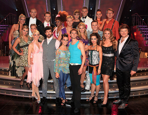 Dancing with the Stars DWTS en Dylana Donker